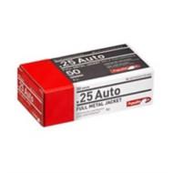 Aguila 25 Auto FMJ 50gr 50/Box