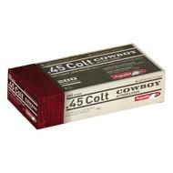 Aguila 45 Colt Flat Point 200gr 50/Box