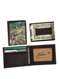 King's Camo Magnetic Front Pocket Wallet