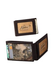King's Camo ID Front Pocket Wallet
