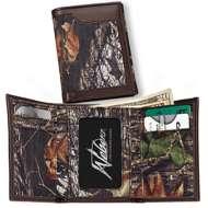 Weber's Nylon Tri-Fold Wallet