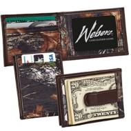 Weber's Nylon Front Pocket Wallet