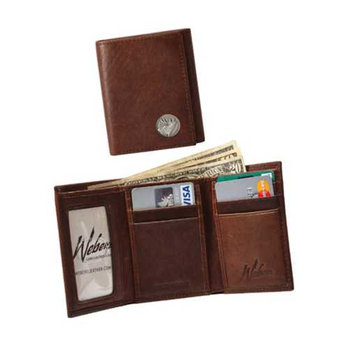 Dynasty Leather Trifold Wallet