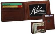 Weber's Premuim Leather Front Pocket Wallet