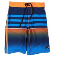 Men's Banana Split Three Stripe Boardshort