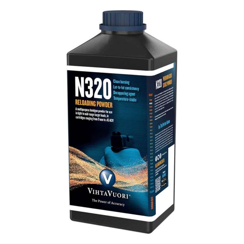 Vihtavuori N320 Handgun Powder 1LB