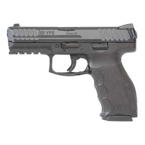 HK VP9 9mm Pistol with Night Sights