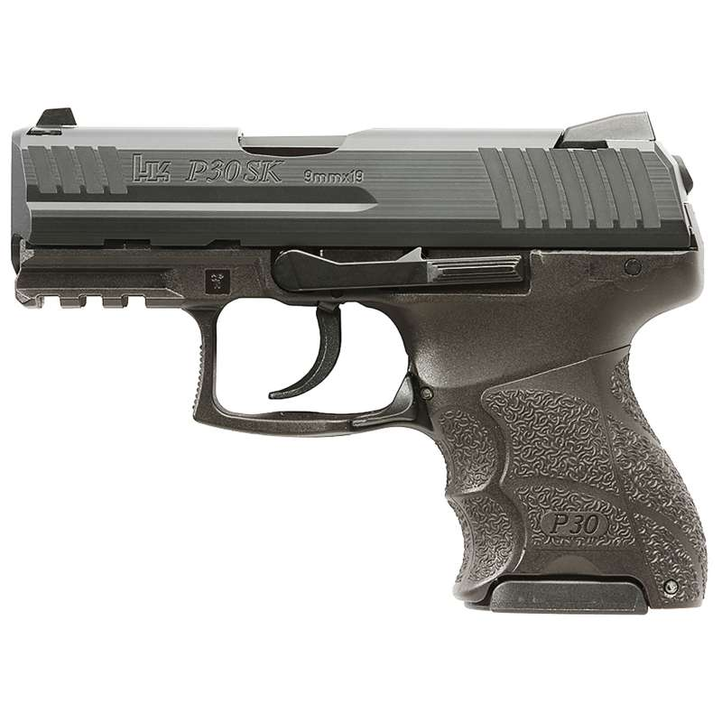 HK P30SKS V3 Subcompact 9mm Pistol with Night Sights
