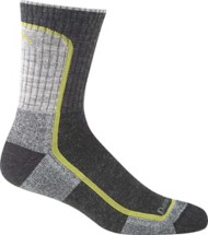 Men's Darn Tough Light Hiker Micro Crew Light Cushion Socks