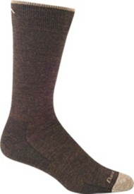 Men's Darn Tough Solid Crew Light Socks