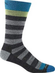 Men's Darn Tough Warlock Crew Light Socks