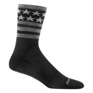 Men's Darn Tough Stars & Stripes Micro Socks