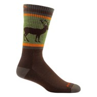 Men's Darn Tough Uncle Buck Cushion Crew Socks