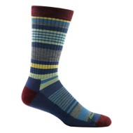 Men's Darn Tough Unstandard Stripe Light Cushion Crew Socks