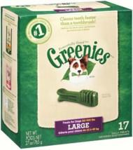 Greenies Dental Chew Dog Treats