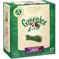 Greenies Dental Chew Dog Treats