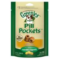 Greenies Pill Pockets Treats