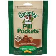 Greenies Capsule Pill Pockets for Dogs