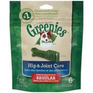 Greenies Hip and Joint Dental Chew Dog Treats