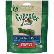Greenies Hip and Joint Dental Chew Dog Treats