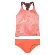 Grade School Girls' Nike Tie Dye Tankini Set