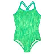 Youth Girls' Nike Rush Heather Swimsuit