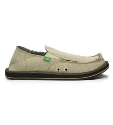 Men's Sanuk Hemp Shoes