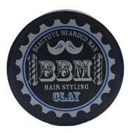 Mens' Beautiful Bearded Man Hair Clay