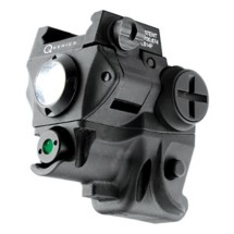 iPROTEC Q-Series SC60-G Rail Mount Subcompact Light and Laser