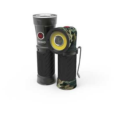 NEBO CRYKET 3-in-1 C-O-B LED Flashlight