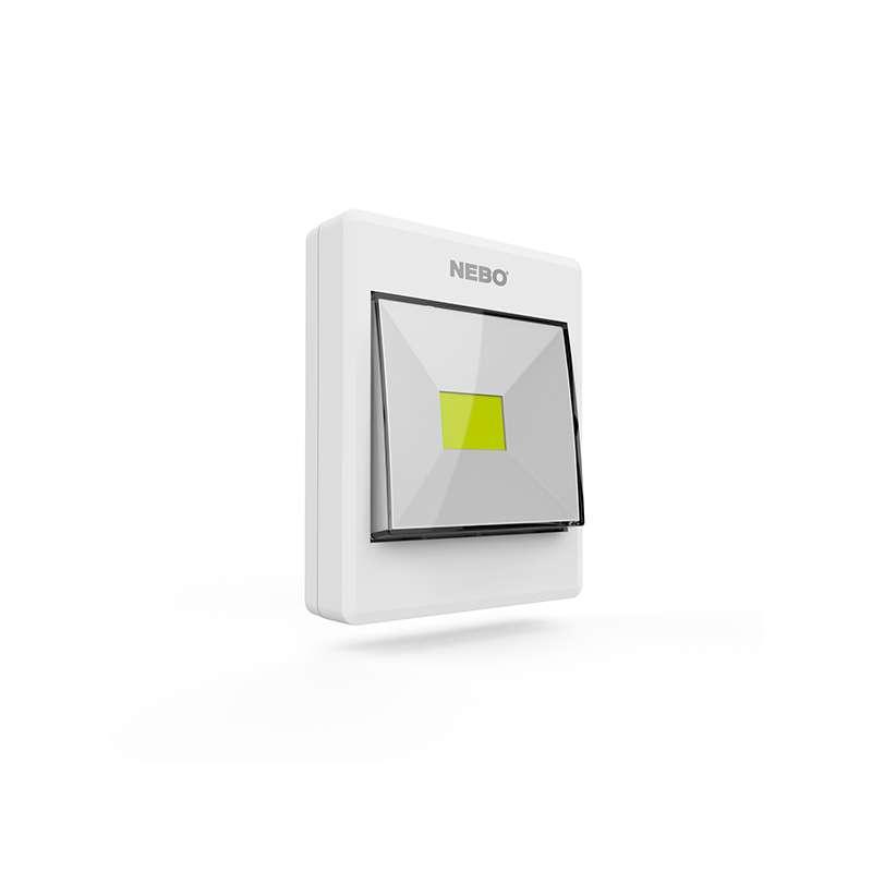 Nebo Contemporary Flipit LED Light 2 Pack
