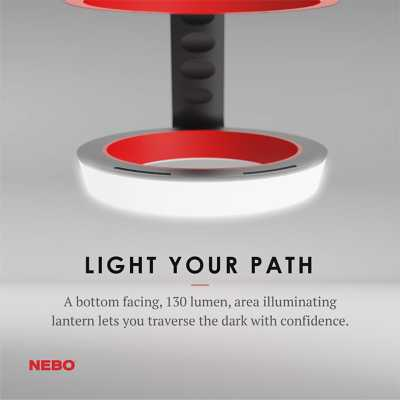 Nebo Glow Light + Handle