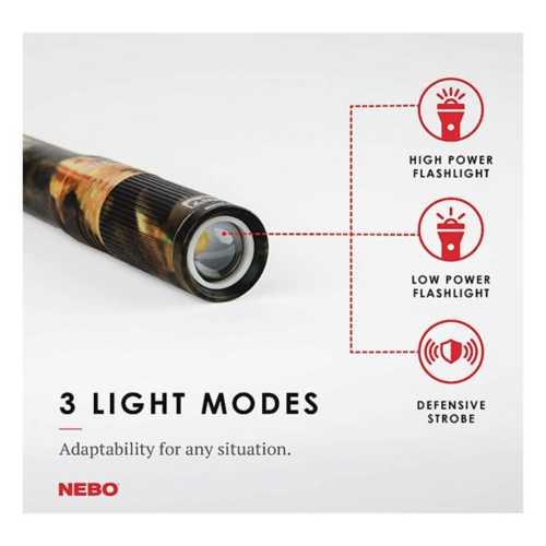 Nebo Compact Inspector Flashlight