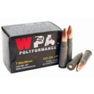 Wolf Ammo 7.62x39 123gr HP Polyformance