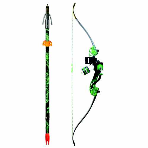 AMS Bowfishing Water Moc Recurve Bow Kit