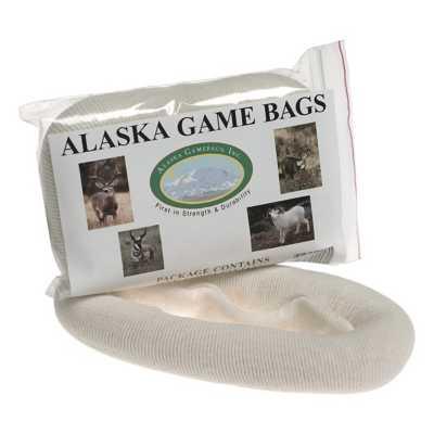 Alaska Game Bags Rolled Quarter Game Bag