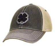 Men's Black Clover Two Tone Vintage #6 Cap