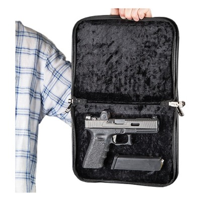 Supertool Leather Handgun Case