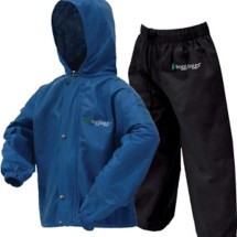 Frogg Toggs Youth Classic Polly Woggs Rainsuit