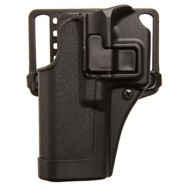 BLACKHAWK! SERPA CQC Concealment Left Hand Glock 17/22/31 Holster