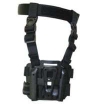 Blackhawk! Tactical Holster Black Platform