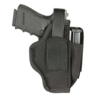 Blackhawk! Size 1 Nylon Ambidextrous Multi-Use Holster with Mag Pouch