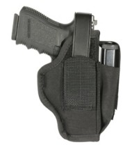BLACKHAWK! Ambidextrous Holster with Mag Pouch