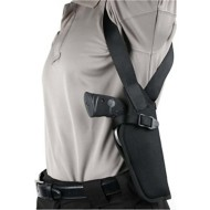 "BLACKHAWK! Nylon Vertical Shoulder 3""-4"" Autos Holster"