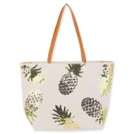 Women's Sun 'N' Sand Pinapple Laily Shoulder Tote