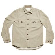 Men's The Normal Brand Senior Wool Shirt Jacket