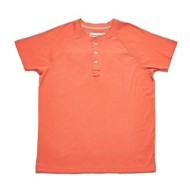 Men's The Normal Brand Short Sleeve Lightest Weight Puremeso Henley