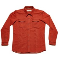 Men's The Normal Brand Knit Workman Long Sleeve Shirt