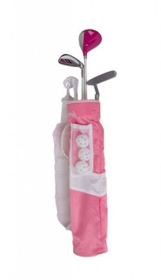 Youth Merchants of Golf 3 Piece Pink Tube Set' data-lgimg='{