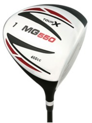 Men's Merchants of Golf MG550 Driver